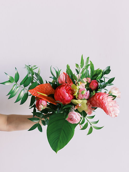 TROPIC HAND TIED BOUQUET