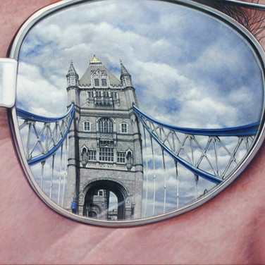 An alternative view of Tower bridge