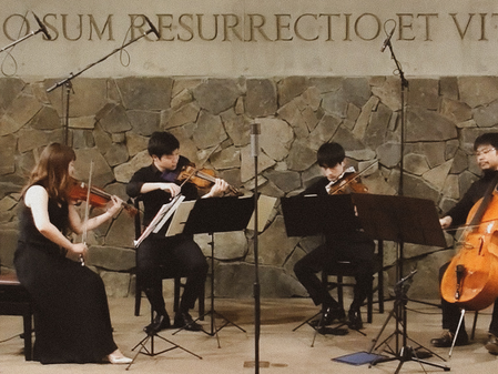 A new type of concert for classical music fans has come to Fukuoka in Japan.