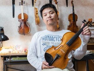 RealVoice#1 A Japanese craftsman thinks of the current classical music industry in Japan.