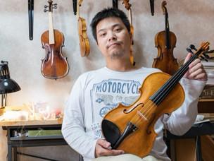 <JP>福岡の弦楽器工房、手作りへのこだわりと演奏者への想い。日本の職人のリアルボイス