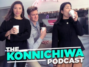 Cross Culture Tips#1 Konnichiwa Podcast, daily conversation via Japanese - English Podcast Program.