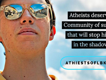 Atheists host virtual Annual Meeting