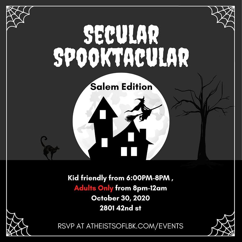 Secular Spooktacular