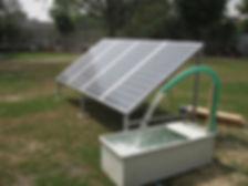 Bomba Solar Rancho Agricultura