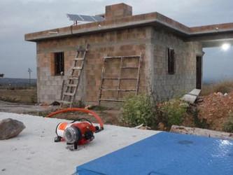 Planta Solar con Paneles