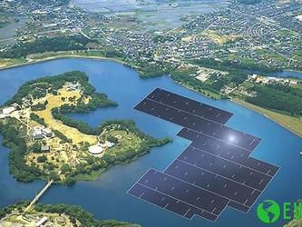 Energía limpia para más de 4700 hogares en Japón.