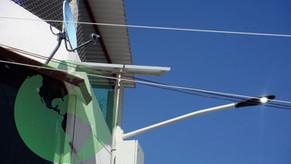 Luminarias Solares en San Luis Potosí