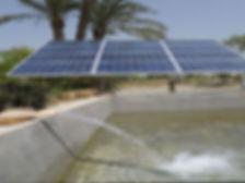 Bombeo Solar Paneles Bombas