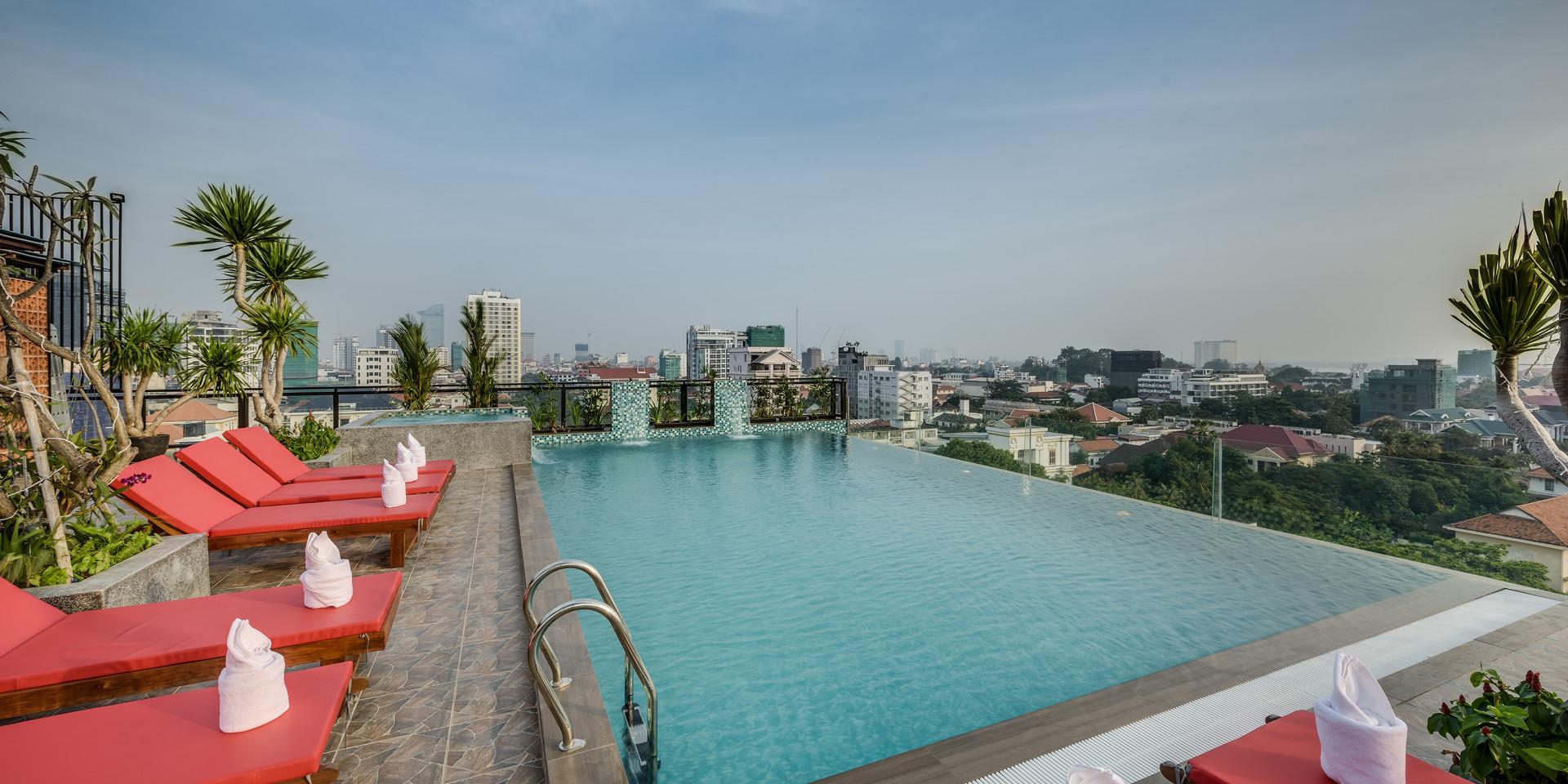 Swimming Pool Phnom Penh
