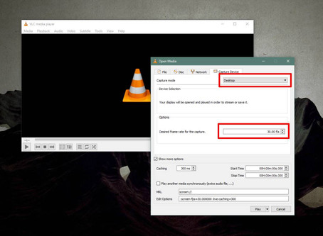 Come registrare il tuo schermo con VLC Player su Windows 10