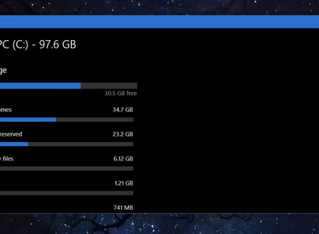 Come visualizzare la memoria occupata dalle cartelle in Windows 10
