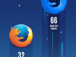 """E' nato il nuovo browser """"Quantum"""": firefox attacca frontalmente Chrome"""