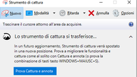 Come fare uno ScreenShot e catturare lo schermo facilmente su PC Windows