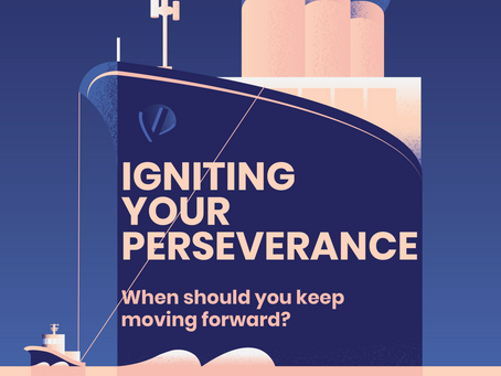 Igniting Your Perseverance