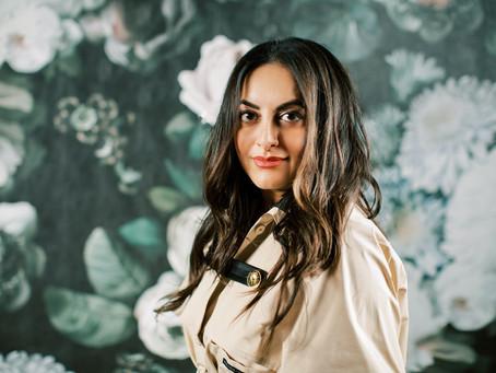 Yasmin Khan, CEO & Founder, Khalm Oud Infused Skincare
