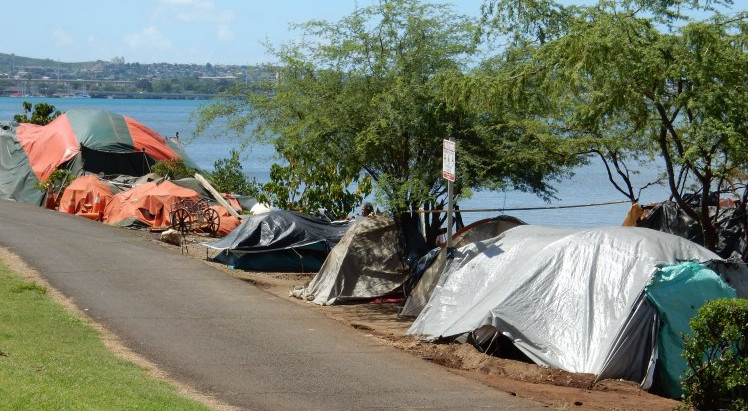 Rep. Ward's response to Hawaii News Now articles about Homelessness in Hawaii Kai