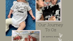 Our Journey To Oz By Sophie Ryan