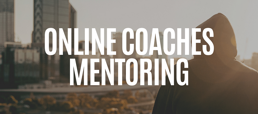 1x Online Coaches Mentoring Session