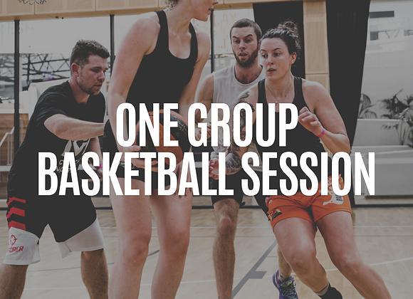 1x Group On-Court Basketball Skills Training