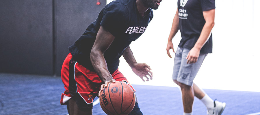 Individual On-Court Basketball Skills Training
