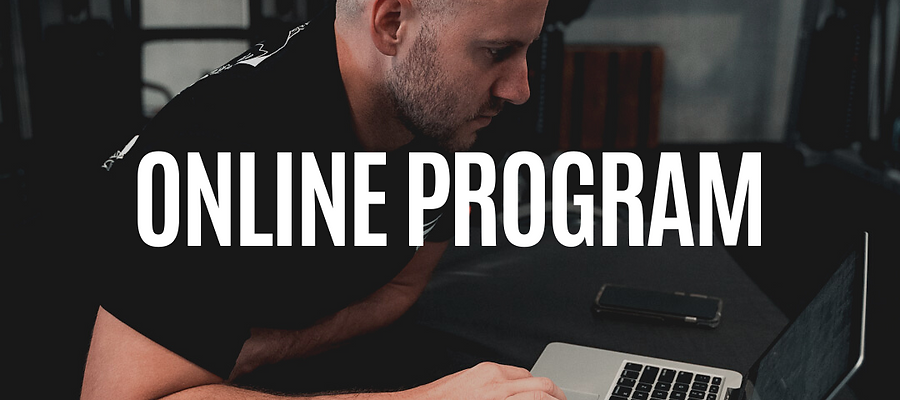 12 Week Custom Online Program for Strength & Conditioning