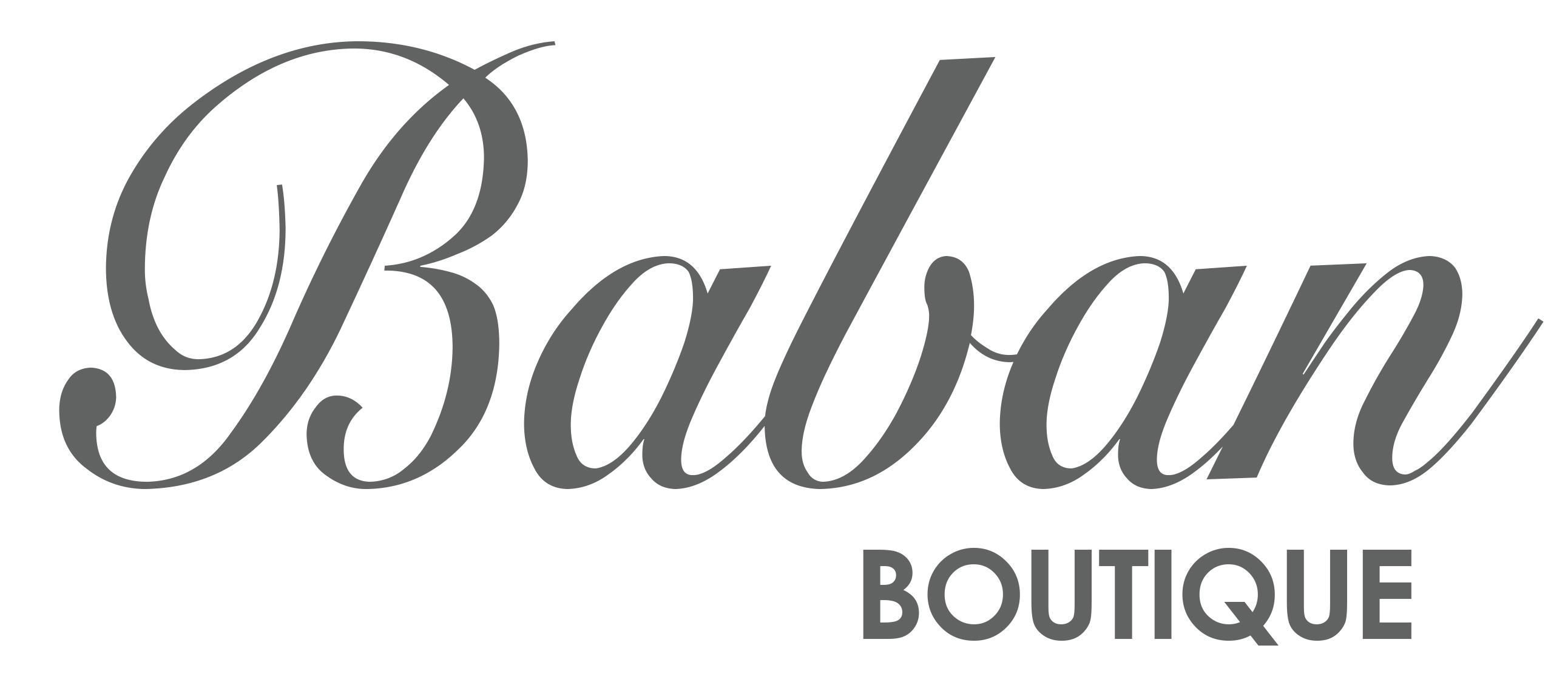 Baban Boutique logo