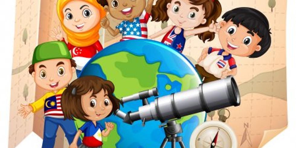 LITTLE WORLD EXPLORERS
