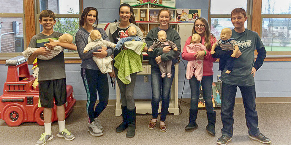 """BABYSITTER TRIBE 101 TRAINING COURSE (INCLUDES 2 YEAR """"RED CROSS FIRST AID/CPR/AED CERTIFICATION)"""