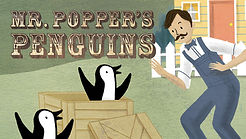 Mr Popper's Penguins Musical Seattle Children's Theatre