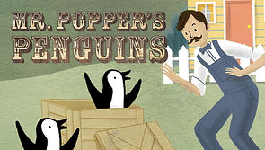 Mr Popper's Penguins Musical Seattle Children's Theatre