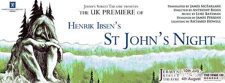 St John's Night Play Ibsen