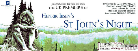 St John's Night Play Ibsen