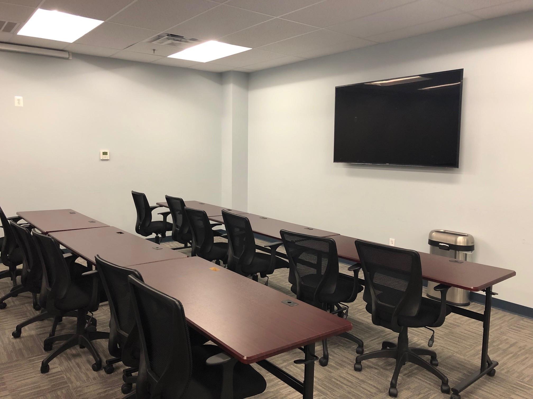 Half Training Room