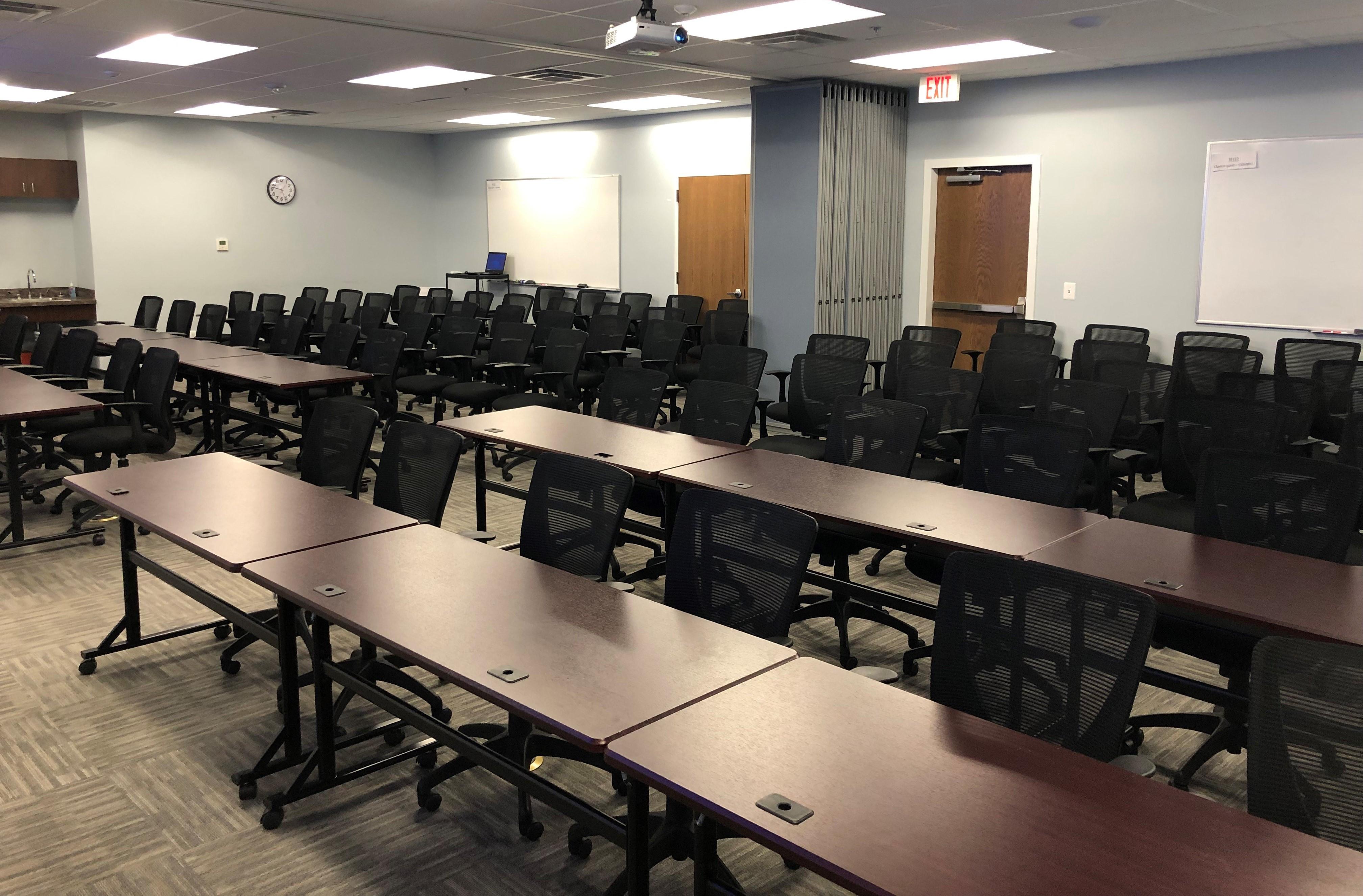 Full Training Room