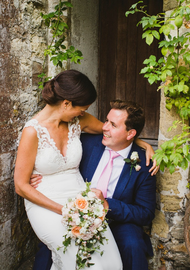 Harriet Martin Wedding-At Dorset House S
