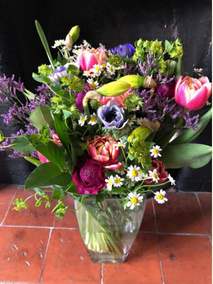 Workshop Spring Special Saturday 21st March Posies and Platters 1pm - 4pm