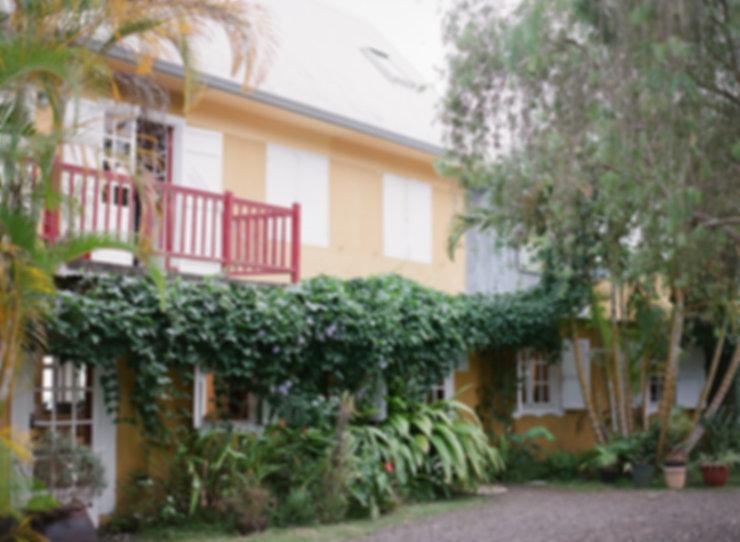 Villa Laurina frontage