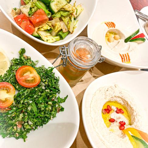 Bab Al Shams Dinner
