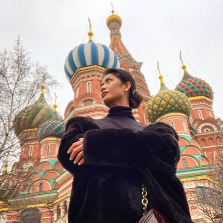 From Russia with Love: My 24 Hours in Moscow