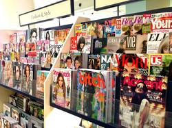 mj agra magazine editor beauty