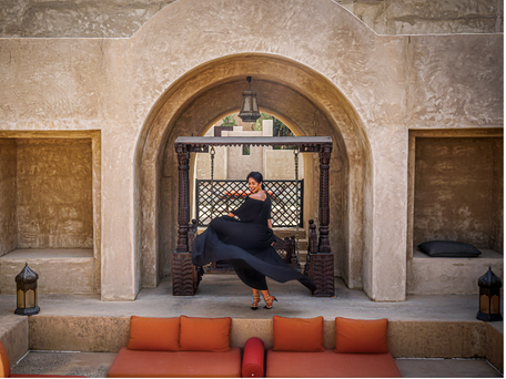 Discovering Bab Al Shams:             A Day in Desert Paradise