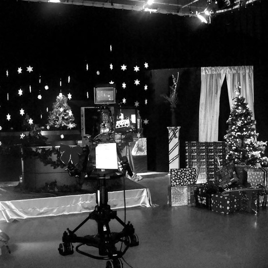 Directing Metropolitan Minutes Christmas Special