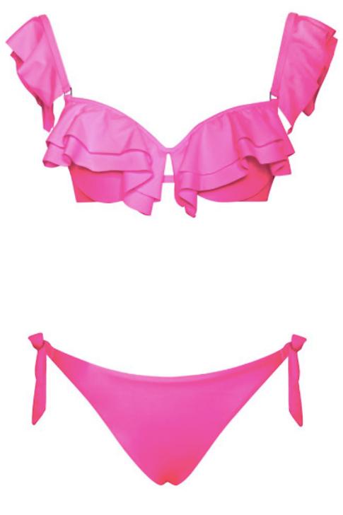 Lil' Pink Bikini