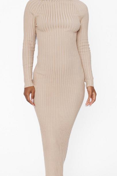 Bodied Sweater Dress