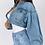 Thumbnail: Boujee Denim Jacket