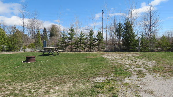 Site 214 driveway