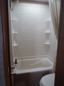 Puma bathroom