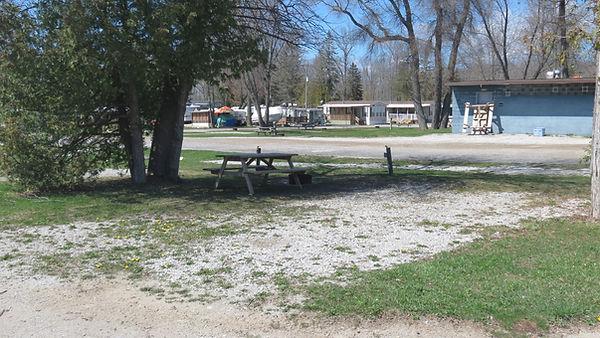 Site 206 driveway