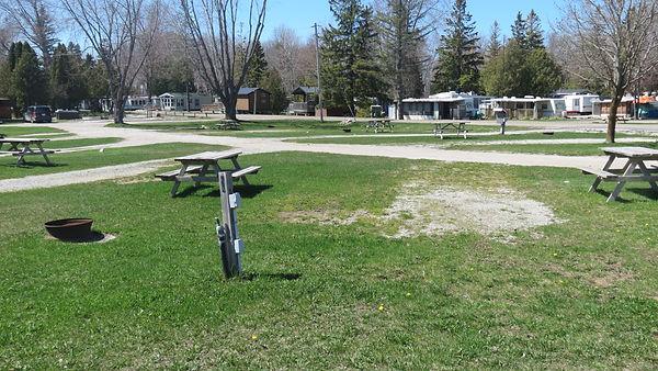 Site 204 driveway